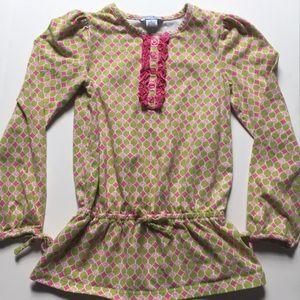 Girls tunic top
